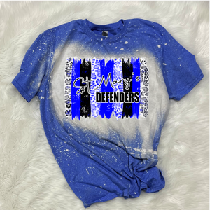 St. Mary's Defenders Bleached T