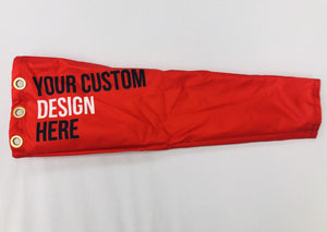 Custom Printed Windsock made by The Custom Windsock Company