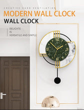 Load image into Gallery viewer, Wall Clock Set Up Display