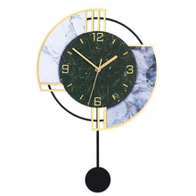Load image into Gallery viewer, Close up Designer Modern Wall Clock