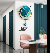 Load image into Gallery viewer, Modern Large Clock on Wall