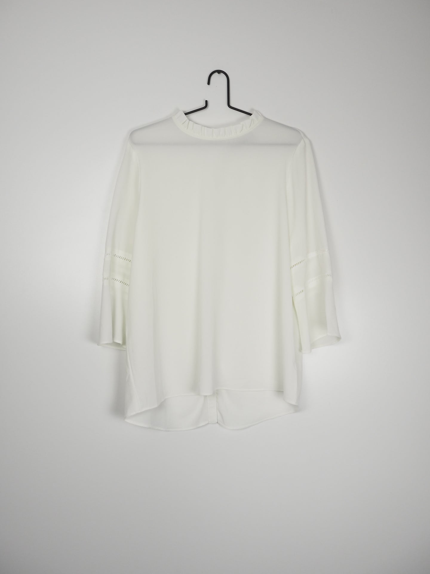 Witte blouse (Only One)