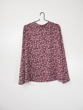 Afbeelding in Gallery-weergave laden, Rode blouse (Primark)
