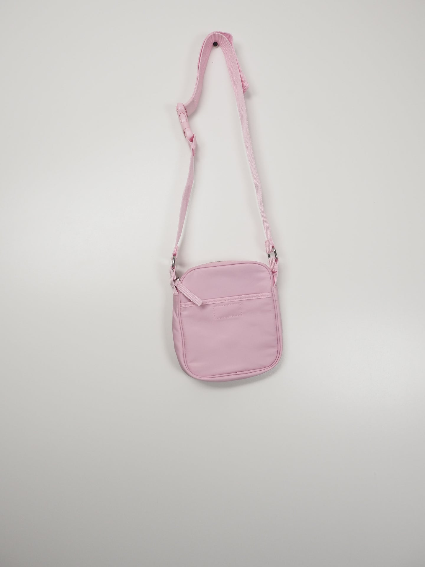 Roze crossbody tas (Weekday)