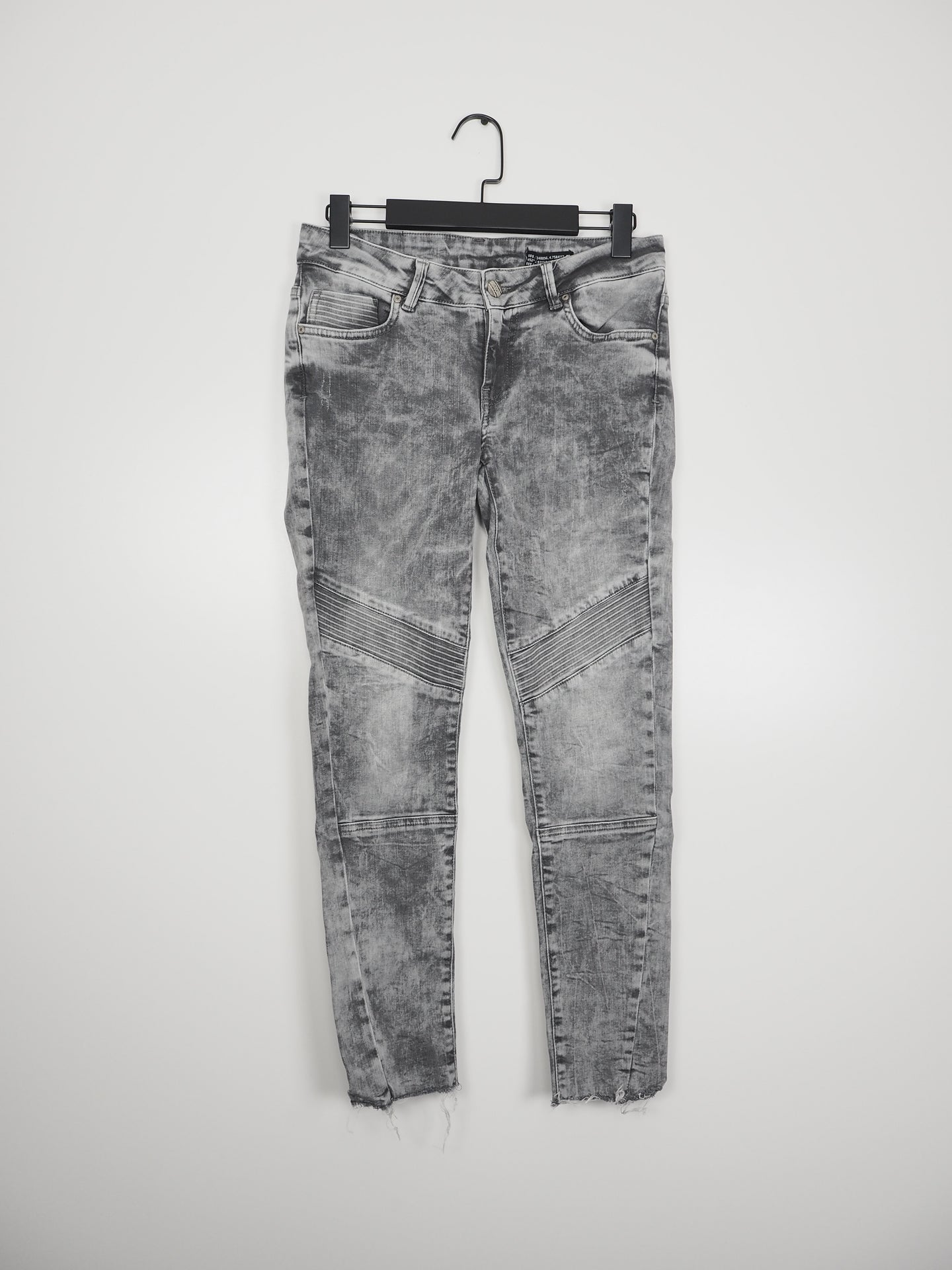 Urban grey jeans (Amy & Ivy)