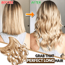 Load image into Gallery viewer, Secret Hair Extension Band summertwinkle