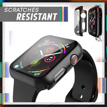 Load image into Gallery viewer, Tempered Glass Apple Watch Protector
