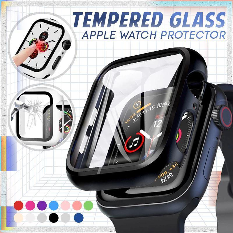 Tempered Glass Apple Watch Protector