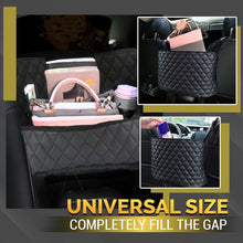 Load image into Gallery viewer, Premium Car Seat Storage Bag & Net