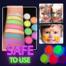 Load image into Gallery viewer, Night Glow Fluorescent Color Balm