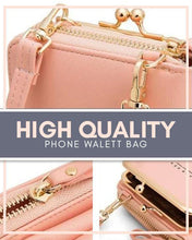 Load image into Gallery viewer, Women Crossbody Phone Bag