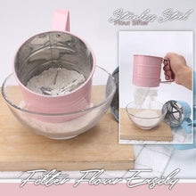 Load image into Gallery viewer, Stainless Steel Flour Sifter