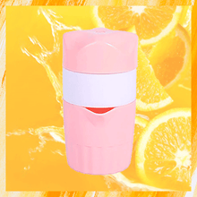 Load image into Gallery viewer, Portable Juice Squeezer summertwinkle pink