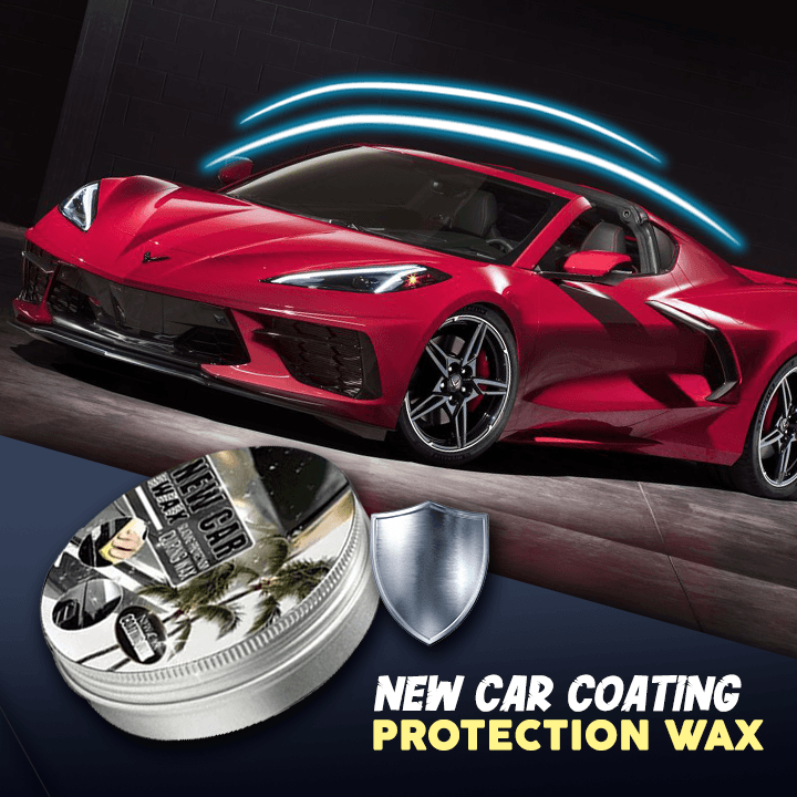 New Car Coating Protection Wax