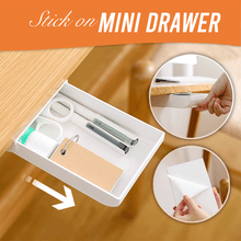 Load image into Gallery viewer, Mini Stick-on Drawer