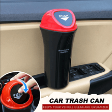 Load image into Gallery viewer, Car Trash Can