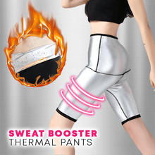 Load image into Gallery viewer, Sweat Booster Thermal Pants