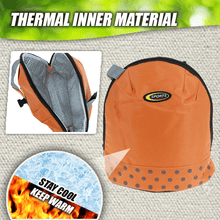 Load image into Gallery viewer, Thermal Picnic Bag summertwinkle