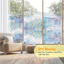 Load image into Gallery viewer, 3D Mosaic Static Sticker summertwinkle