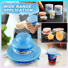 Load image into Gallery viewer, Universal Silicone Lids summertwinkle