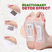 Load image into Gallery viewer, Herbal Detox Foot Patch (Pack of 10pcs)