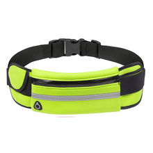 Load image into Gallery viewer, Upgrade Sports Belt Bag summertwinkle green