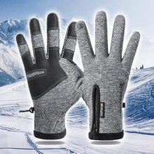Load image into Gallery viewer, Winter Warm Waterproof Touch Gloves