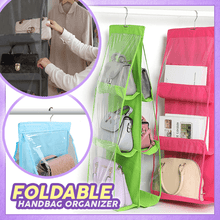 Load image into Gallery viewer, Foldable Handbag Organizer