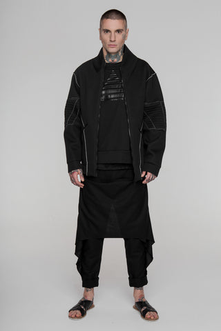 Image of No Attack Foam Bomber Jacket