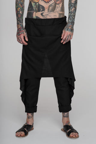 Image of No Attack Shendy Pants Black