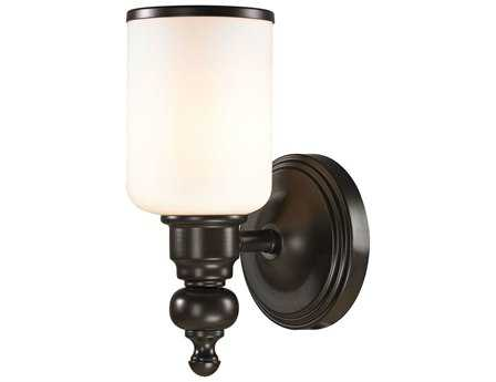 Bristol Oil Rubbed Bronze Bath Wall Sconce