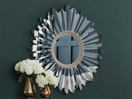 Caracole Classic Neutral Metallic  Mirror