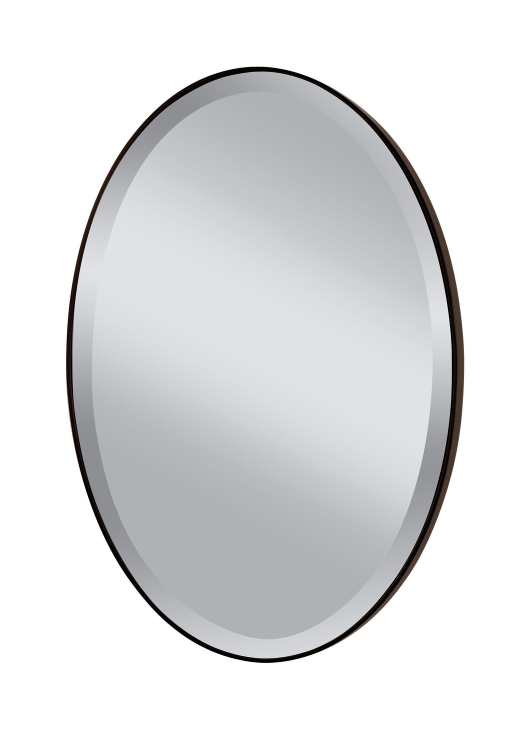 Johnson Oval Mirror