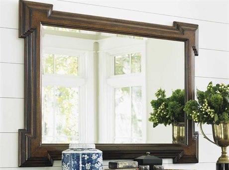 Lexington Coventry Hills Rustic Cherry Mirror