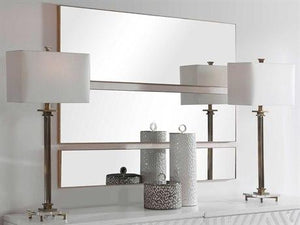 Rectangular Wall Mirror (Set Of 3)