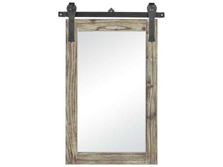 Salvaged Wall Mirror