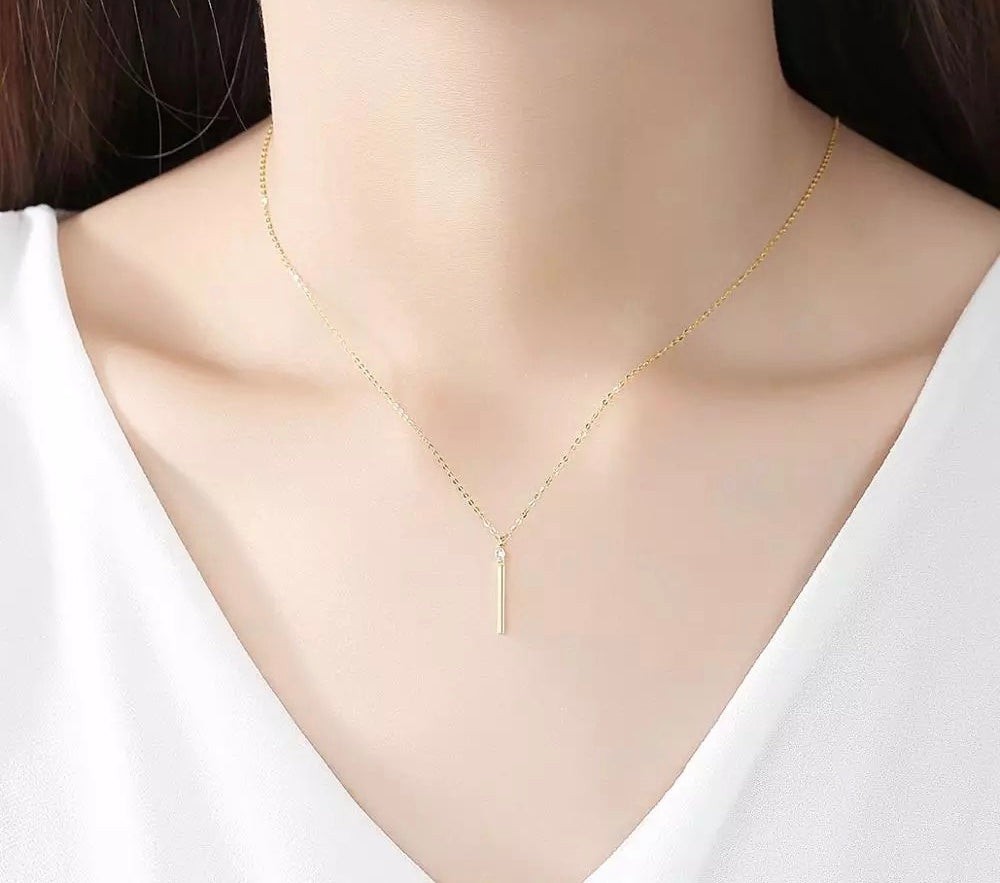 Classic Pendant  necklace