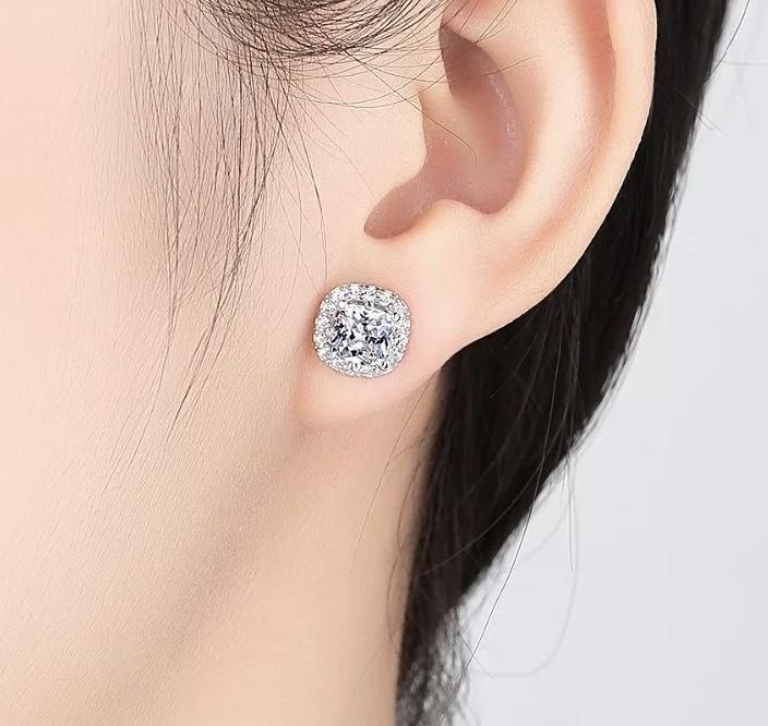 Sparkle Air Earrings