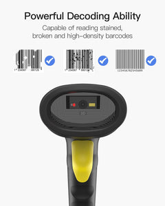 2D Wired USB Barcode Scanner BCST-51