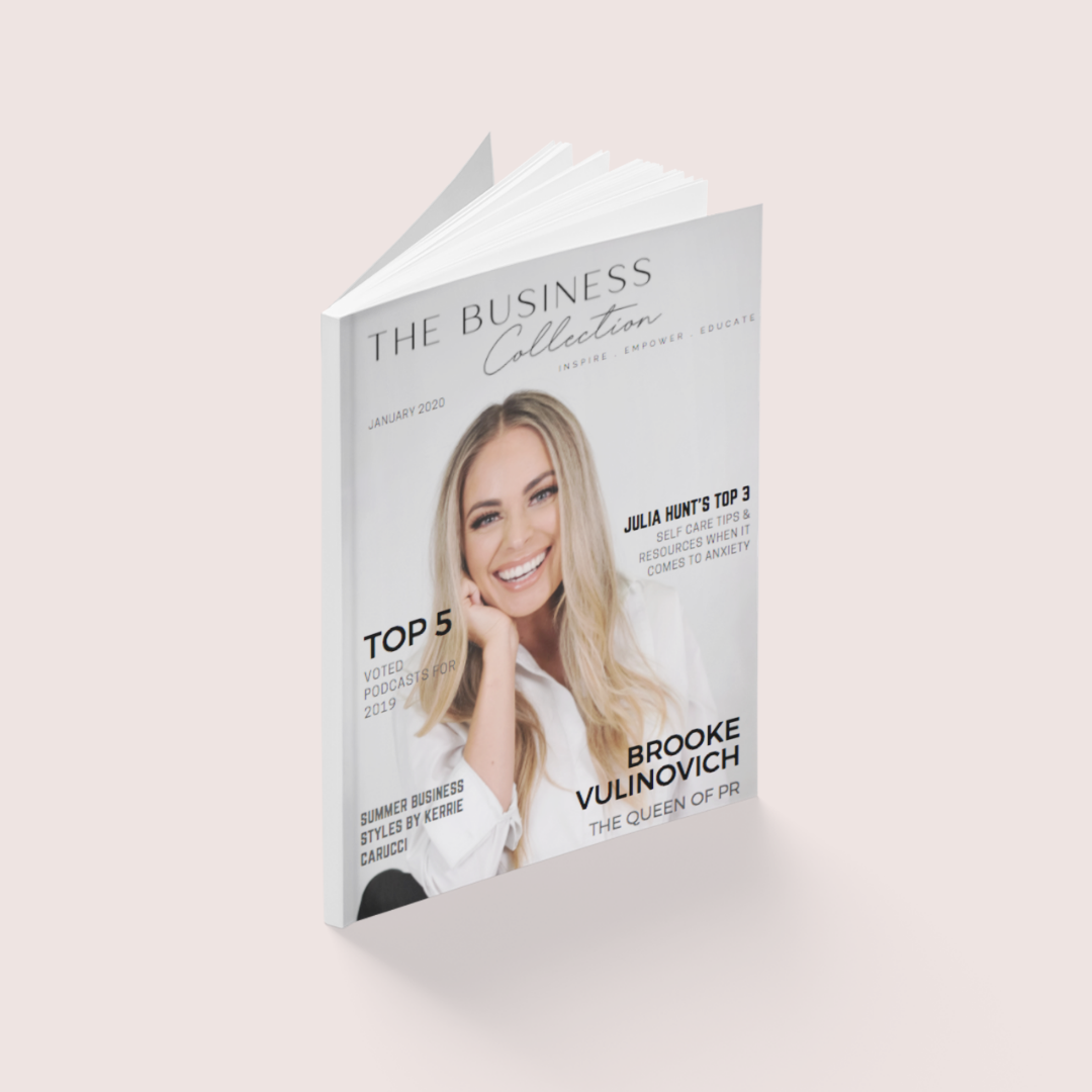 The Business Collection Magazine Issue 01