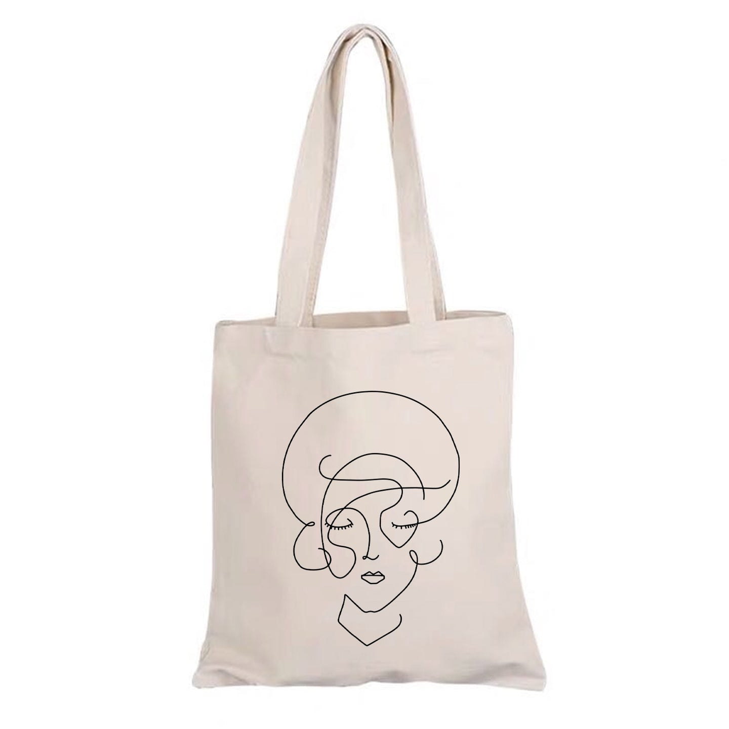 Fabric Minimalist Women Tote