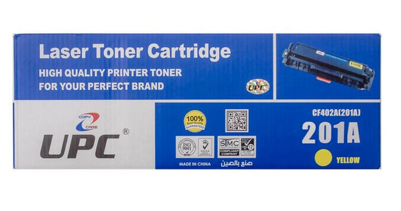 HP 201A Toner UPC Yellow