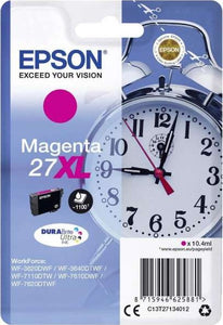 EPSON T27XL Magenta Ink Cartridge
