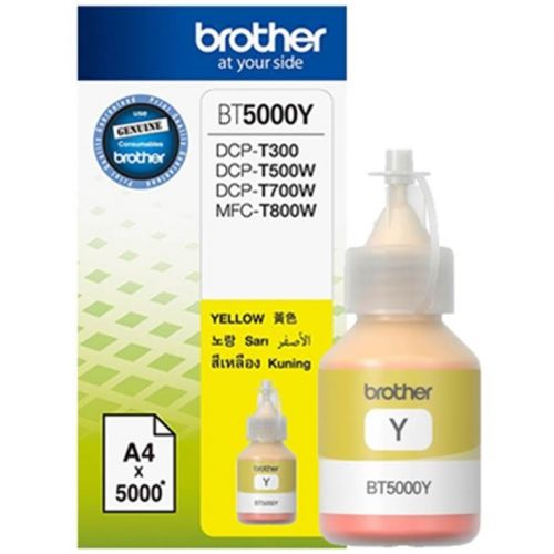Brother BT5000Y- Yellow Ink