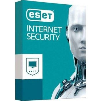 ESet Internet Security V10 - 1Year- 2 User