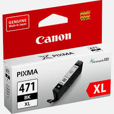 Canon 471 XL Black