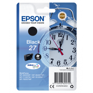 EPSON T2701 Black Ink Cartridge