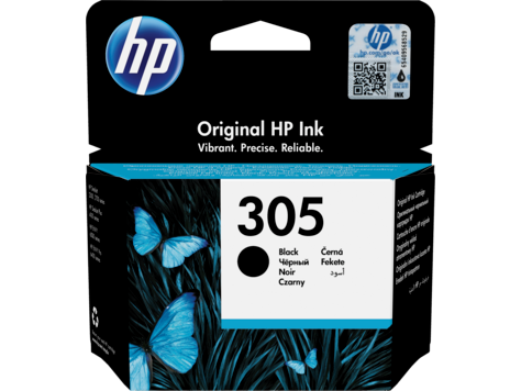 HP 305 Black Ink