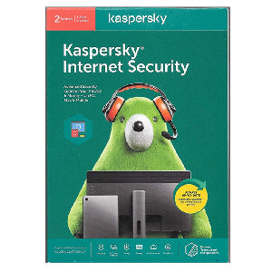 Kaspersky Internet Security - 2 Devices
