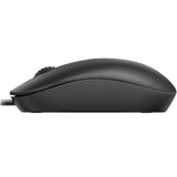Rapoo N200 Mouse Wired USB Black